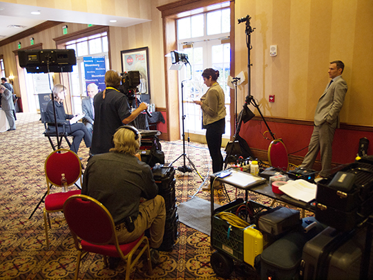Bloomberg Television at Denver Gold Forum